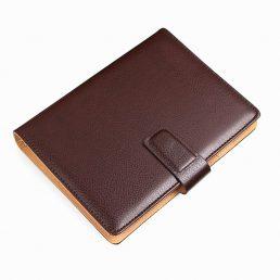 Leather Binder Diary