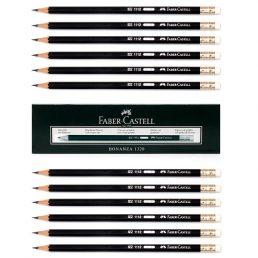 B Graphite Eraser Pencil