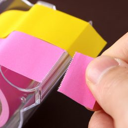 Refillable Divider Sticky Notes