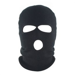 Neck Face Cover Mask Beanie Knit Hat