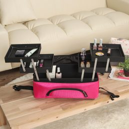 Two-Stage Makeup Cosmetic Separable Case Bag