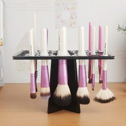 Makeup Brushes Holder Rack